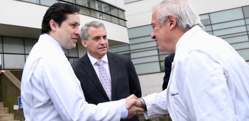 Región de La Araucanía tendrá en marcha Centro Multiorgánico de Procuramiento y Trasplante de órganos el 2020