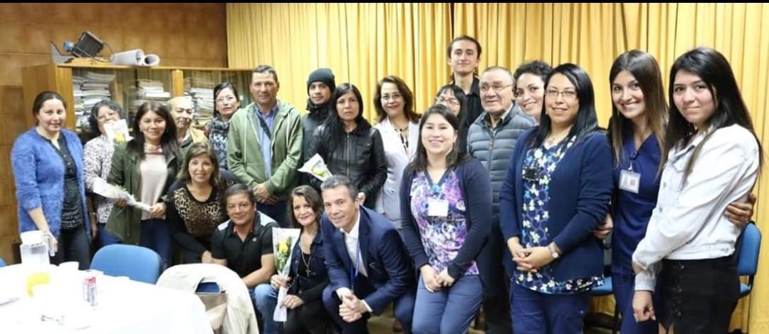 Familias de donantes y Unidad de Procuramiento
